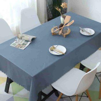 mantel moderno de pvc para mesa camilla hule lavable tapete para fiestas facil de limpiar 2018 2019