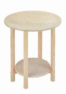Mesa camilla redonda completa - Mesa camilla moderna ...