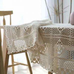 mantel para mesa patrones rectangula de ganchillo y crochet precio de oferta de navidad
