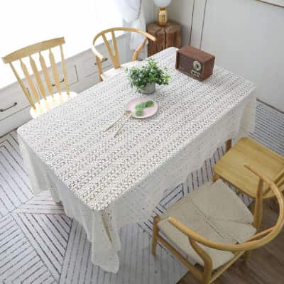 catalogo de precios para manteles de ganchillo crochet rectangular