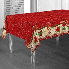 Mantel de hule para pascua y navidades