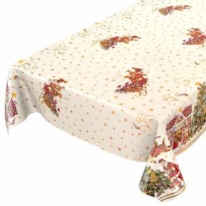 mantel navideño ovalado redondo cuadrado y rectangular