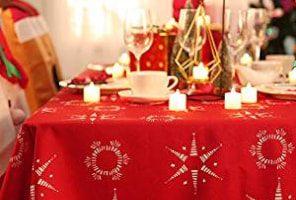 Manteles de calidad superior para navidad