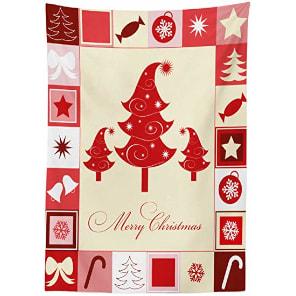 manteles originales de paño para navidades con gran variedad de opciones de personalizacion