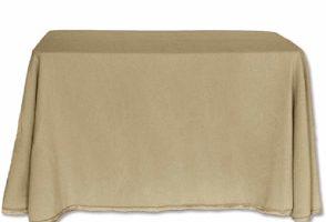 Faldas para mesa camilla rectangular de terciopelo