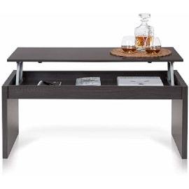 mesa de centro elevable para comer