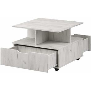 mesa de centro creativa y original