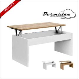 la mejor mesa de centro barata, la  mesa centro elevable más barata