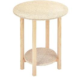 mesa camilla pequeña y económica para la decoracion del salon, la salita, rincones, mesa camilla ideal para macetas