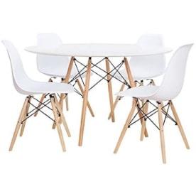 Mesas y sillas de comedor Nordicas