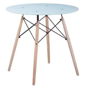 mesa comedor redonda de diseño