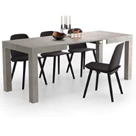 mesa extensible lujosa y moderna