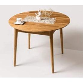 mesa redonda nordica escandinava extensible 80 90 100 120 ...  mesa comedor redonda extensible estilo nordico