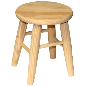 mesa para plantas tipo taburete para macetas.