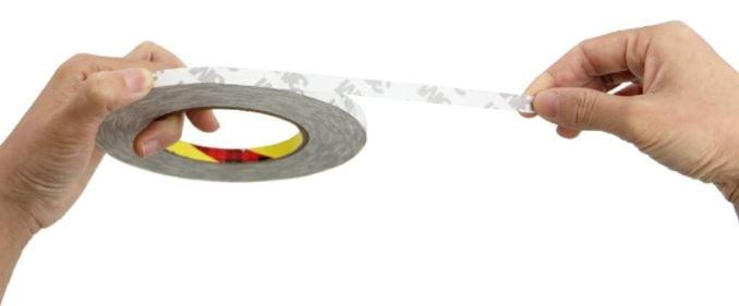 cinta adhesiva de doble cara