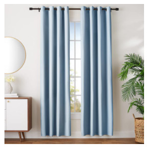cortinas para que no pase la luz, cortinas opacas anti luz