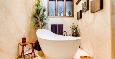 ideas decorativas para el cuarto de baño