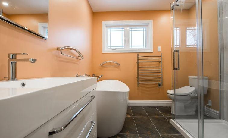 Esta idea no es de las mejores, pero puede valer para el cuarto de baño.