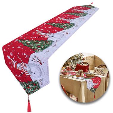 caminos de mesa navideños estilo navidad