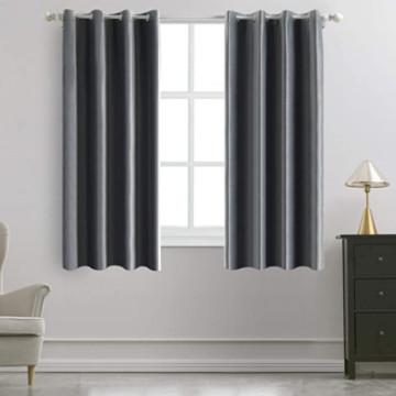 cortina terciopelo corta.