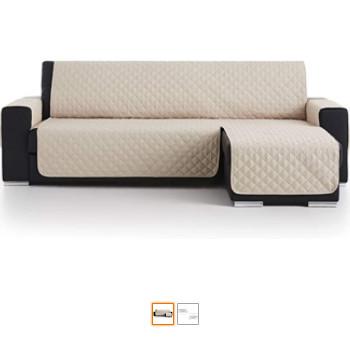 cubre sofa esquinero cheslong acolchado